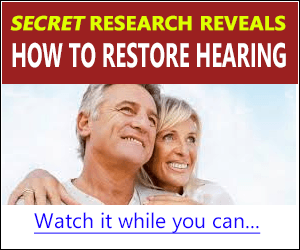 New research reveals how to restore hearing