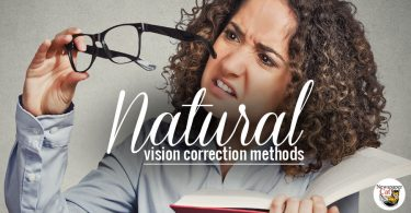 Do these natural vision correction methods work to improve eyesight without surgery?