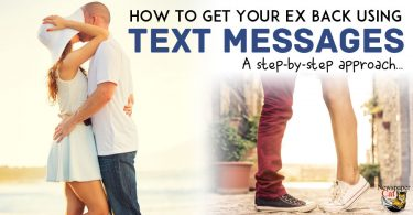 A review of Text Your Ex Back by Michael Fiore and a step-by-step approach to winning your ex back after a breakup using text messages.