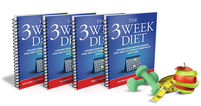 the 3 week diet program