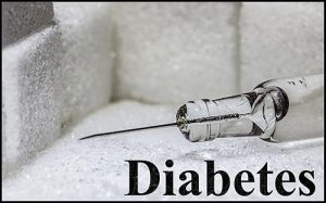 diabetes concept graphic
