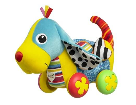 Pippin The Push Along Pup By Lamaze And Tomy Toys
