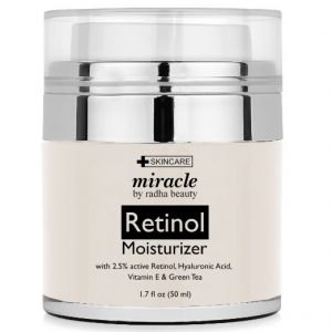 Radha Beauty Miracle Retinol Moisturizer Review – Look Younger Without Doing Anything Crazy
