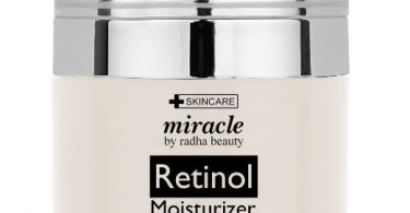 Miracle Retinol Moisturizer By Radha Beauty