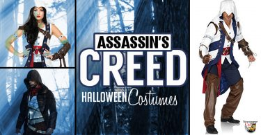 Incredible Assassin's Creed costumes you can wear this Halloween.