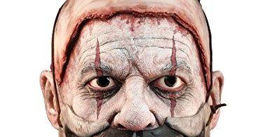 Shop Amazon For Twisty The Clown Halloween Masks
