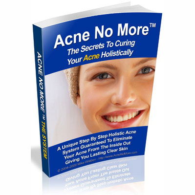 Acne No More Review - Mike Walden's Acne Treatment System