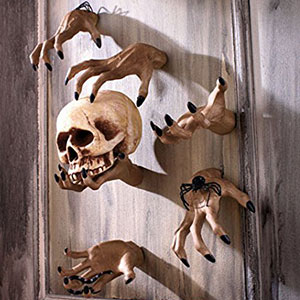 shop now for scary halloween decorations for your home - Terrifying Halloween Decorations