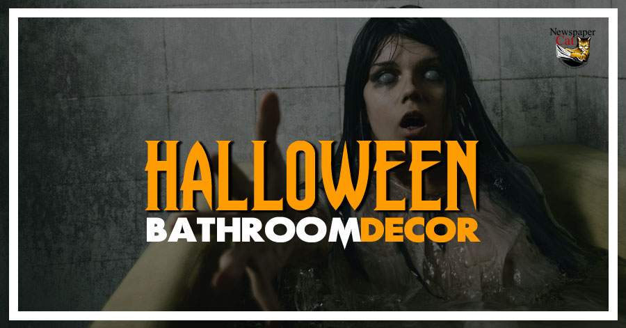 Transform any bathroom into a nightmarish space with these scary Halloween bathroom decorations.