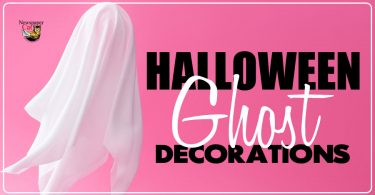 Spookify your holiday with these amazing Halloween ghost decorations.