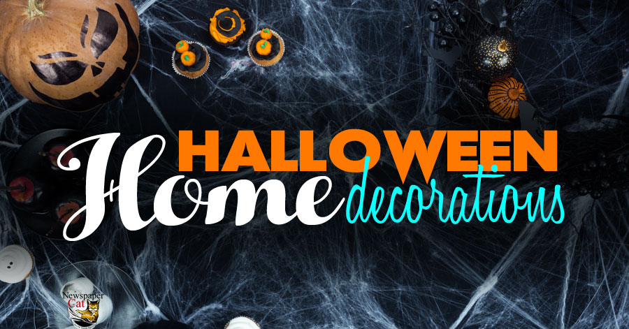 The best decorations for your home on Halloween.