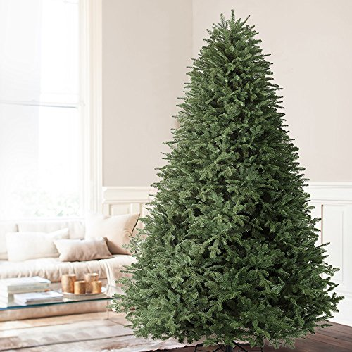 balsam hill balsam fir premium artificial christmas tree 75 feet unlit found here balsam hill christmas trees are known for incredible realism - Large Artificial Christmas Trees