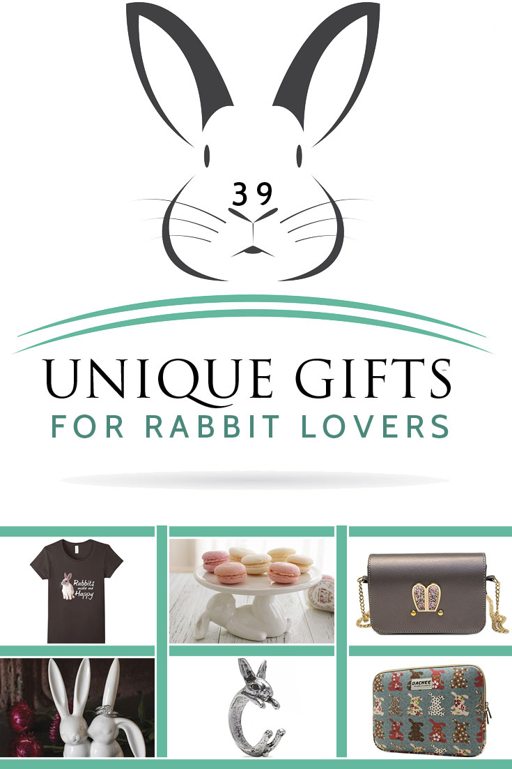 Best unique gifts and gift ideas for rabbit lovers and bunny owners best gift ideas for rabbit lovers negle Gallery