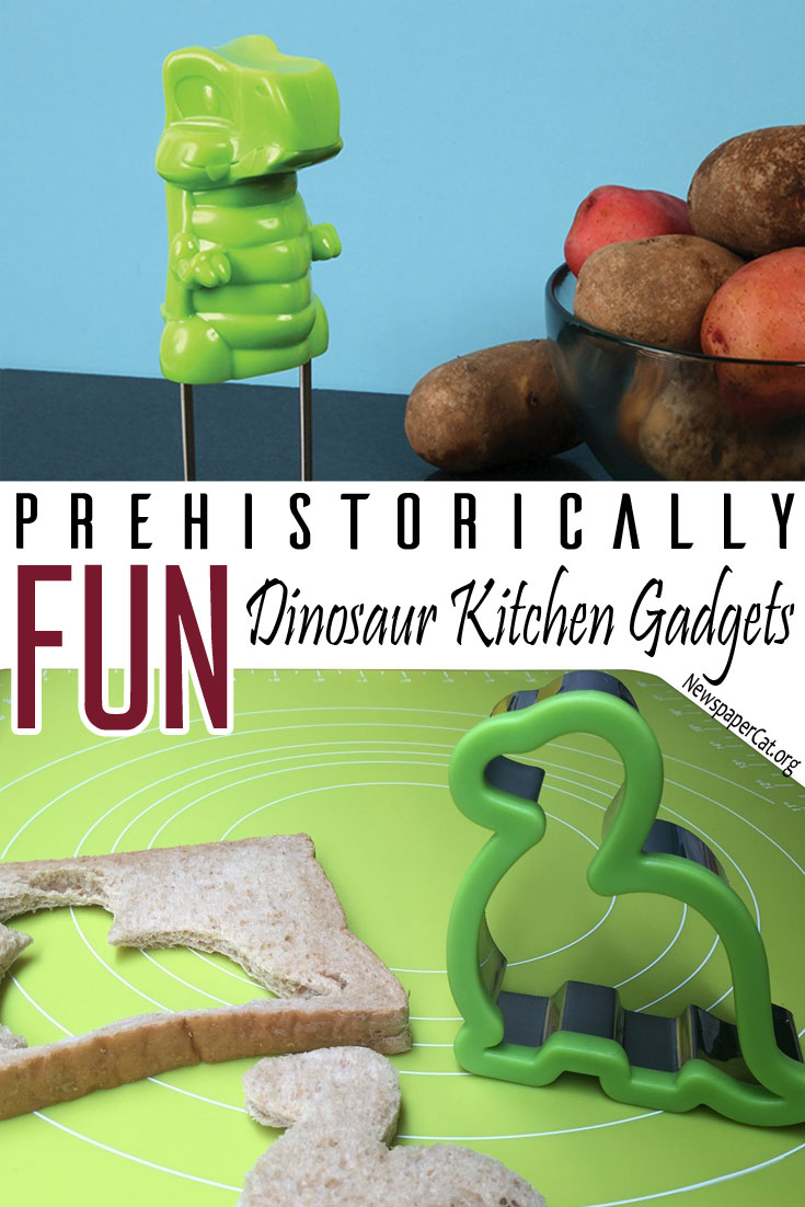 Fun & Unique Dinosaur Kitchen Gadgets And Accessories - Give As Gifts Or Use As Items In Your Own Dinosaur Themed Kitchen