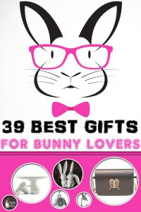 39 Unique Gifts For Bunny Lovers