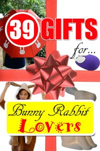 Best Gifts For Bunny Rabbit Lovers