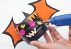 Cute Halloween Basket Ideas DIY - Step 14 - Add Additional Designs