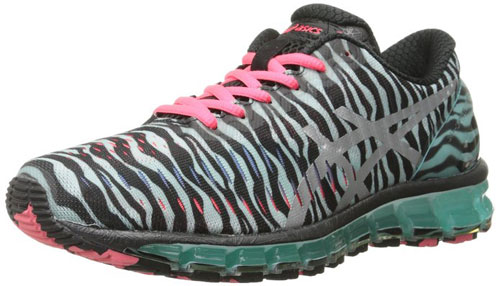 Zebra Print Shoes - Running Shoe
