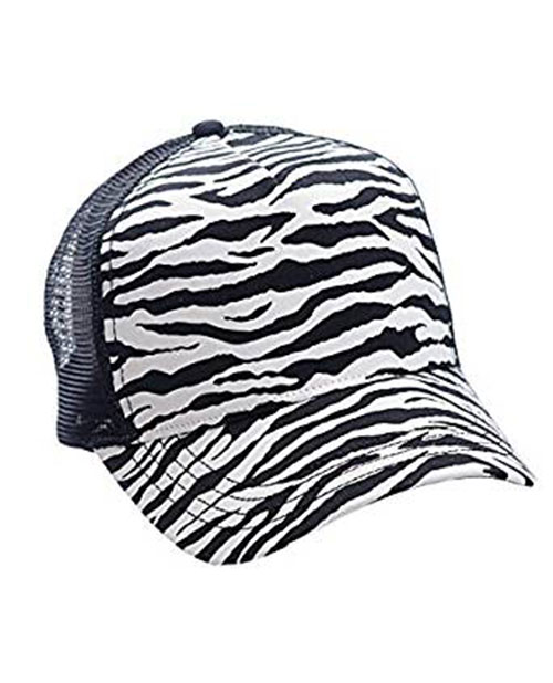 Zebra Gifts - Mesh Trucker Hat