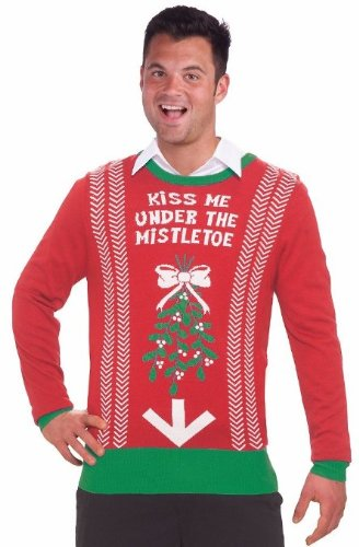 A list of naughty ugly Christmas sweaters isn\u0027t complete without some  subtle (or not so subtle) sexual innuendo. As far as naughty and dirty  Christmas