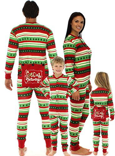 family christmas tree pjs found here