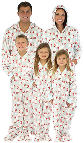 da1d096fda Celebrate In Style With Christmas Pajamas For The Whole Family That ...