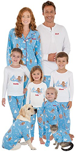 6a5cb22dd9 Celebrate In Style With Christmas Pajamas For The Whole Family That ...