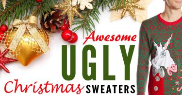 Awesome Ugly Christmas Sweaters Everyone Should Own
