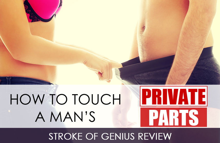 Cassidy Lyon Stroke Of Genius Review - How To Touch A Man's Private Parts To Arouse Him Sexually