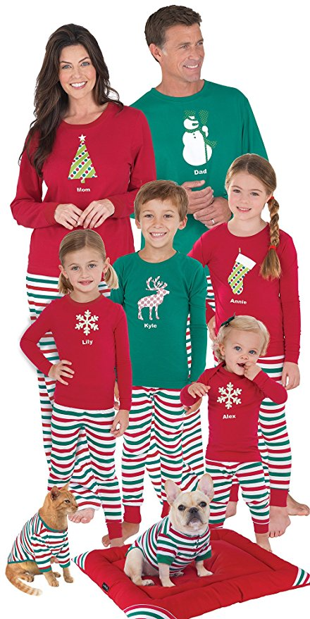 Christmas Family Holiday Pajamas