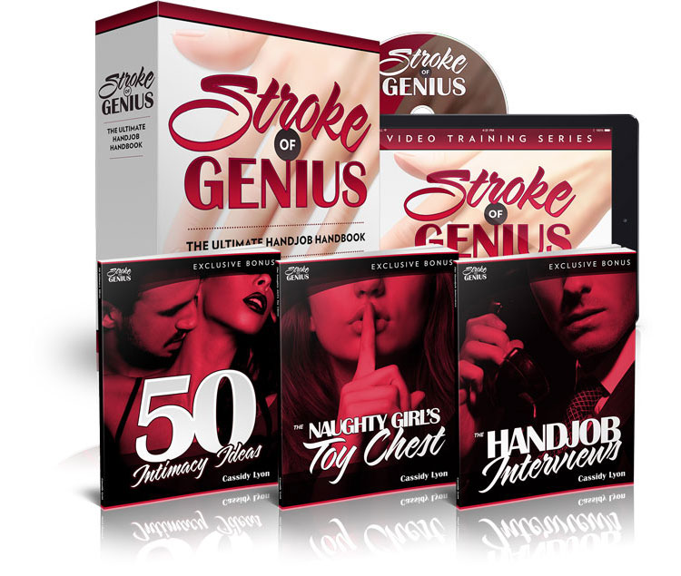 Stroke Of Genius By Cassidy Lyon & Michael Fiore