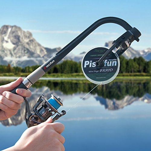 Piscifun Fishing Line Winder Spooler Found Here – This is one of the MUST HAVE gifts for fishermen! It's one of the best gifts for a fisherman dad because ...