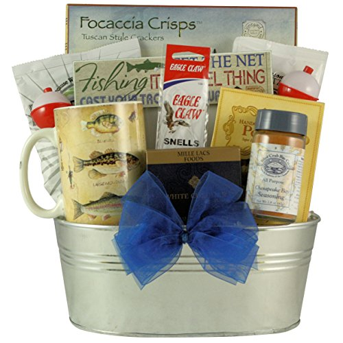 Best Father's Day Gift Baskets For Dad » Newspaper Cat