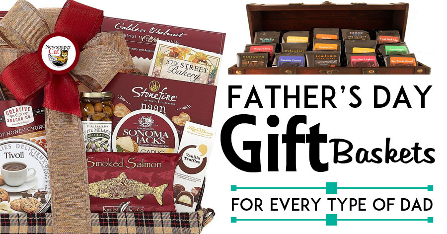 All the best Father's Day gift baskets in one place.