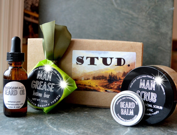 Beard Care Gift Box For Him
