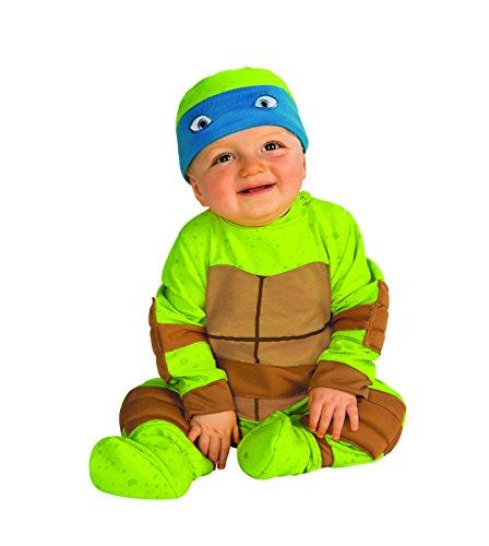 teenage mutant ninja turtle baby and toddler costume