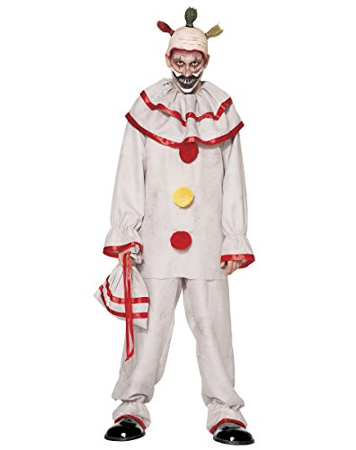American Horror Story Twisty The Clown Halloween Costume Found Here