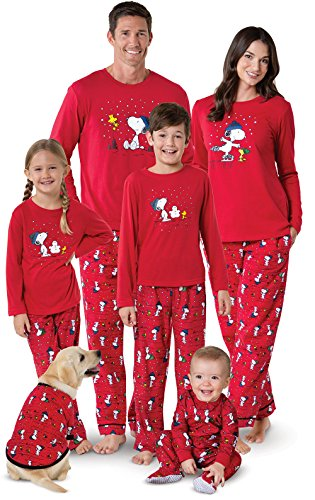 3652af85d0 charlie brown matching christmas pajamas for the whole family found here