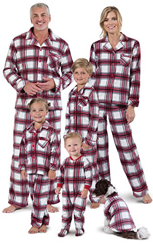 Celebrate In Style With Christmas Pajamas For The Whole Family That ... 493e63d6530d