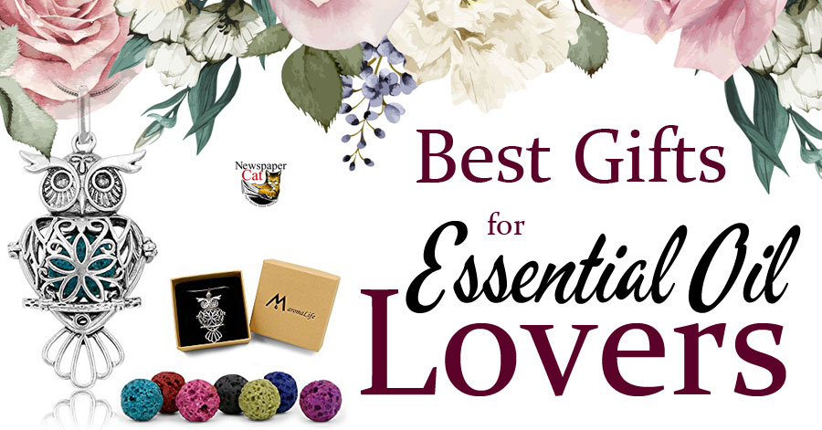Explore the best gifts for essential oil lovers that make great presents any time of year.