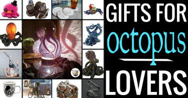 All the best gifts for octopus lovers.