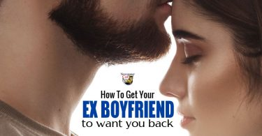 Here's how to get your ex boyfriend to want you back because a second chance with him is so worth it.
