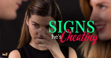 Expose his deceit with these telltale signs he's cheating on you.