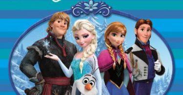 Karaoke Frozen CD by Disney