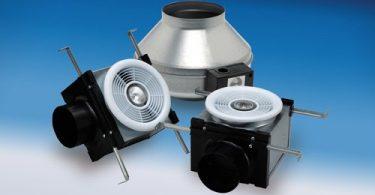PB270h2 Ventilation Fan By Fan Tech