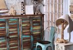 Interior Design In Shabby Chic Style