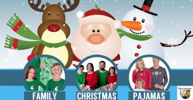 Celebrate The Holiday Season With Awesome Matching Christmas Pajamas For The Whole Family