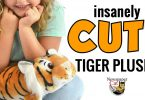 Here are 5 of the best cute tiger plush stuffed animals that are sure to melt your heart.