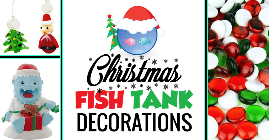 Fun Christmas Fish Tank Decorations And Ideas To Put Your ...