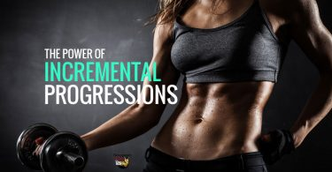 The incremental progressions training method for sustained fat loss.